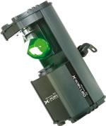 LED-сканер на одном мощном светодиоде